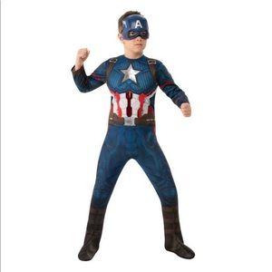 Marvel Avengers Captain America Costume